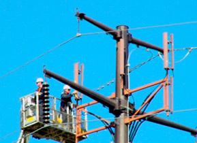 ремонт воздушных линий электропередачи напряжением до 1000в с