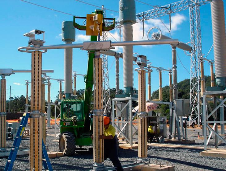 трансформаторные подстанции организация технического обслуживания электрических подстанций