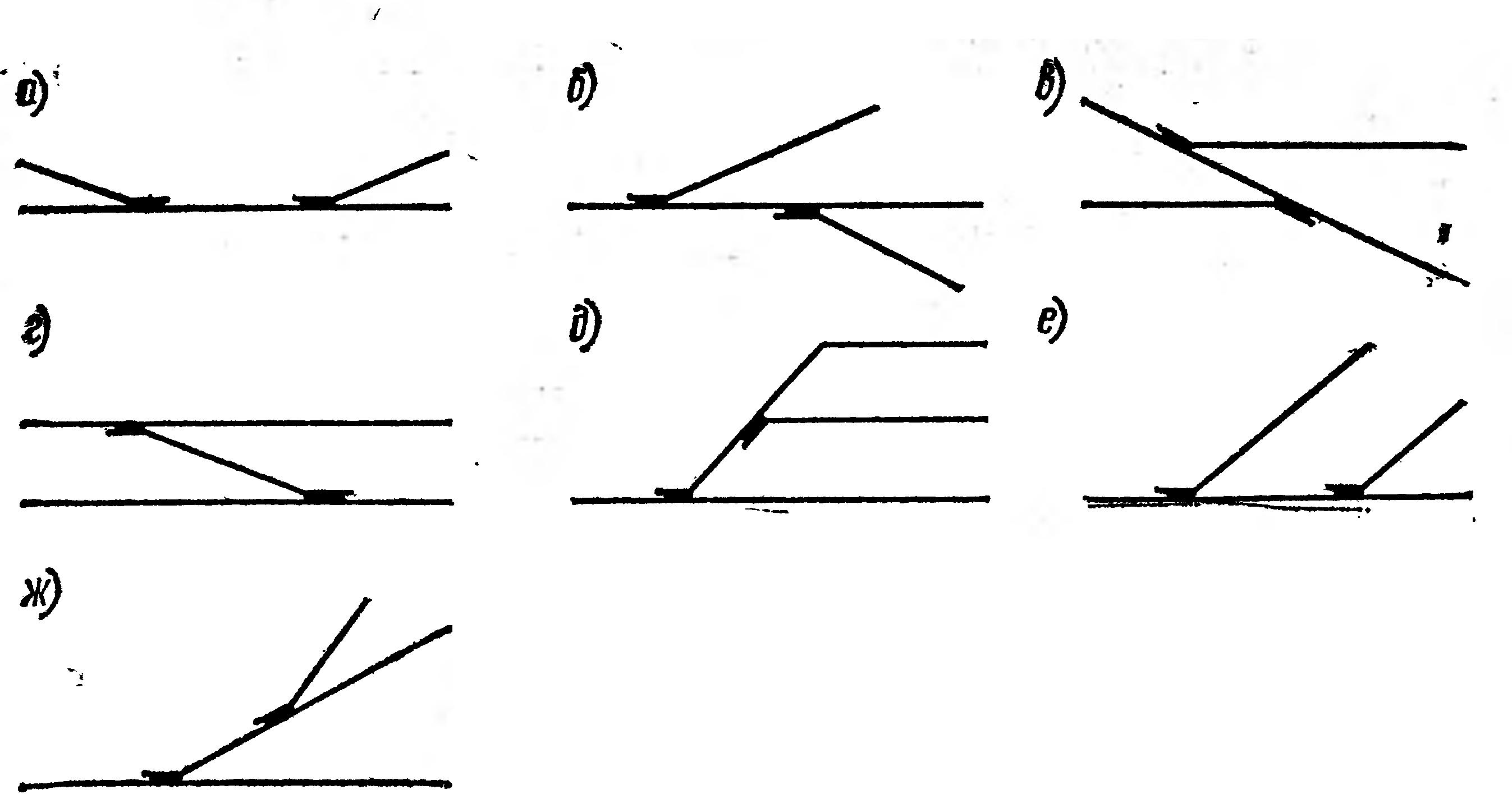 схема подключения эл. двигателя стрелочного перевода